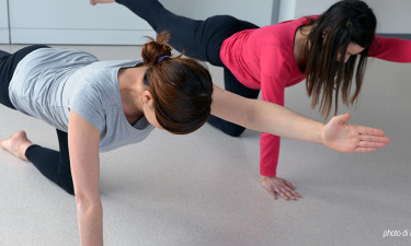 Se vuoi praticare pilates a Lucca vieni a Studio Pilates 25.